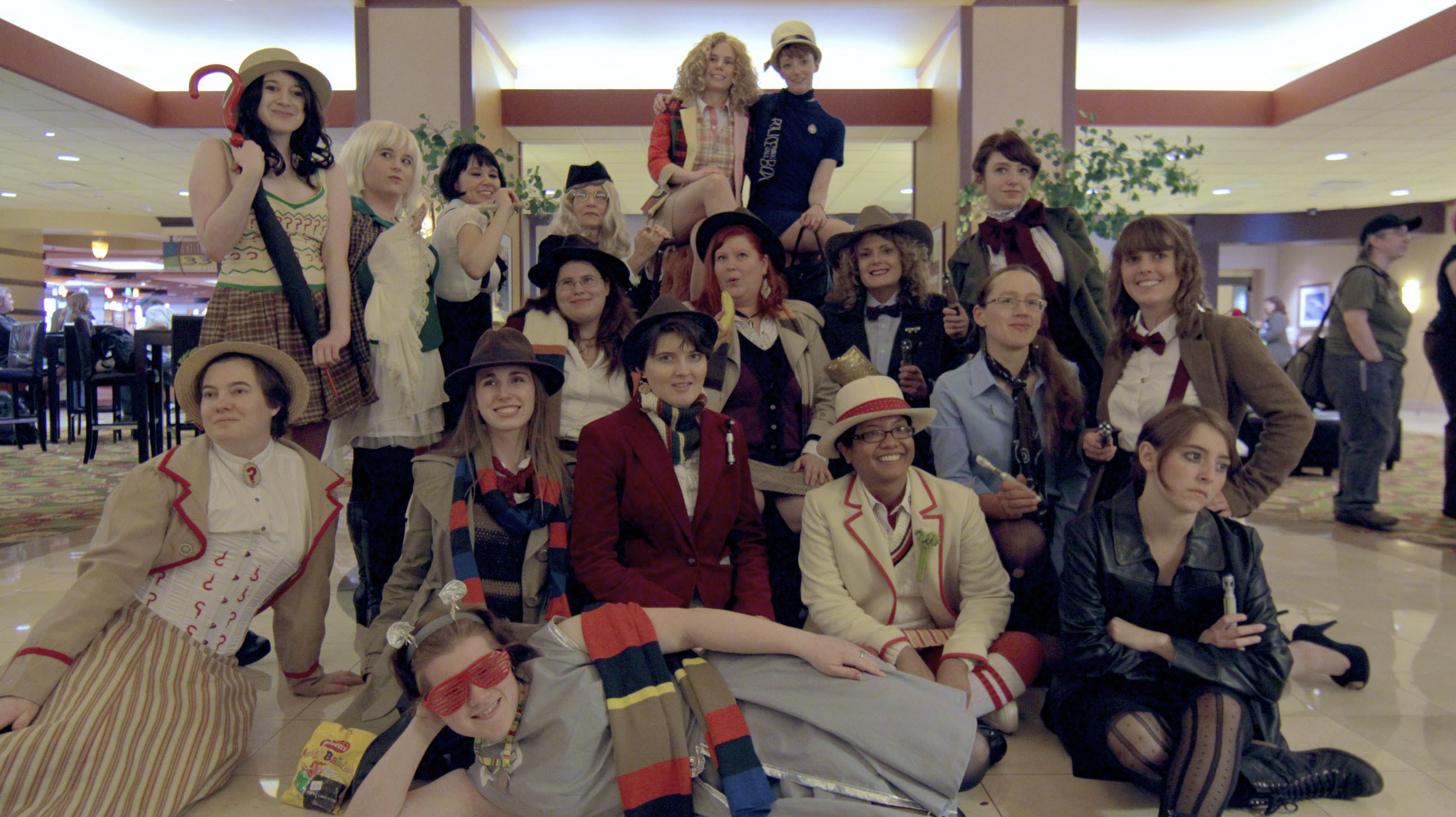 Image result for female doctor who cosplay