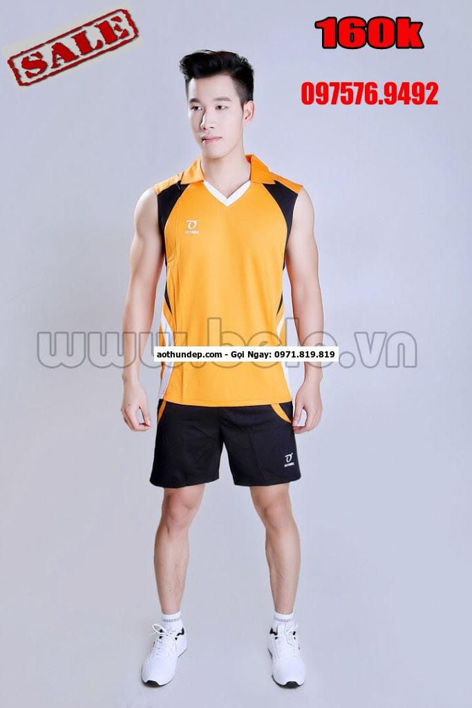 quần áo bóng chuyền nữ