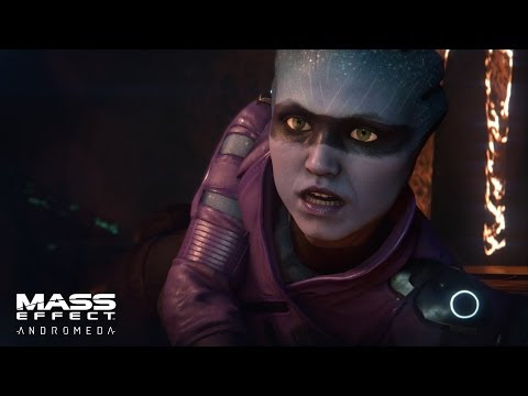 A Few Thoughts on Mass Effect: Andromeda's Second Cinematic Trailer