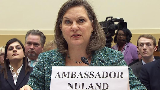 Victoria Nuland Is the Biggest Threat to the Deep State-Will She Be Arkancided? - Dave Hodges - The Common Sense Show