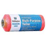 Wellington Cordage #46302 #18x525' Orange Nylon Twine -PACK 6