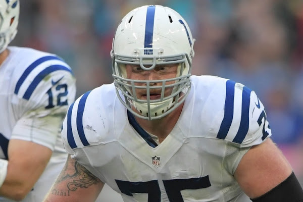 45c1ed0217d Former Buckeye All-American Jack Mewhort Retires From Football After Four  Seasons With the Colts