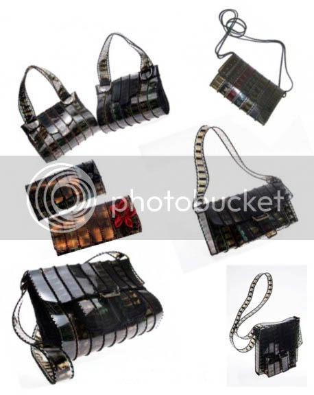 Film Negatives Handbags