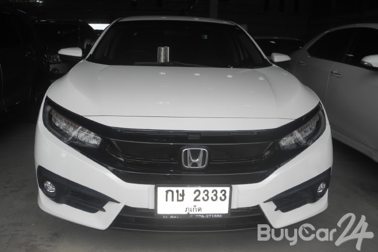 44 All New Honda Civic 1.5 Turbo Rs Gratis