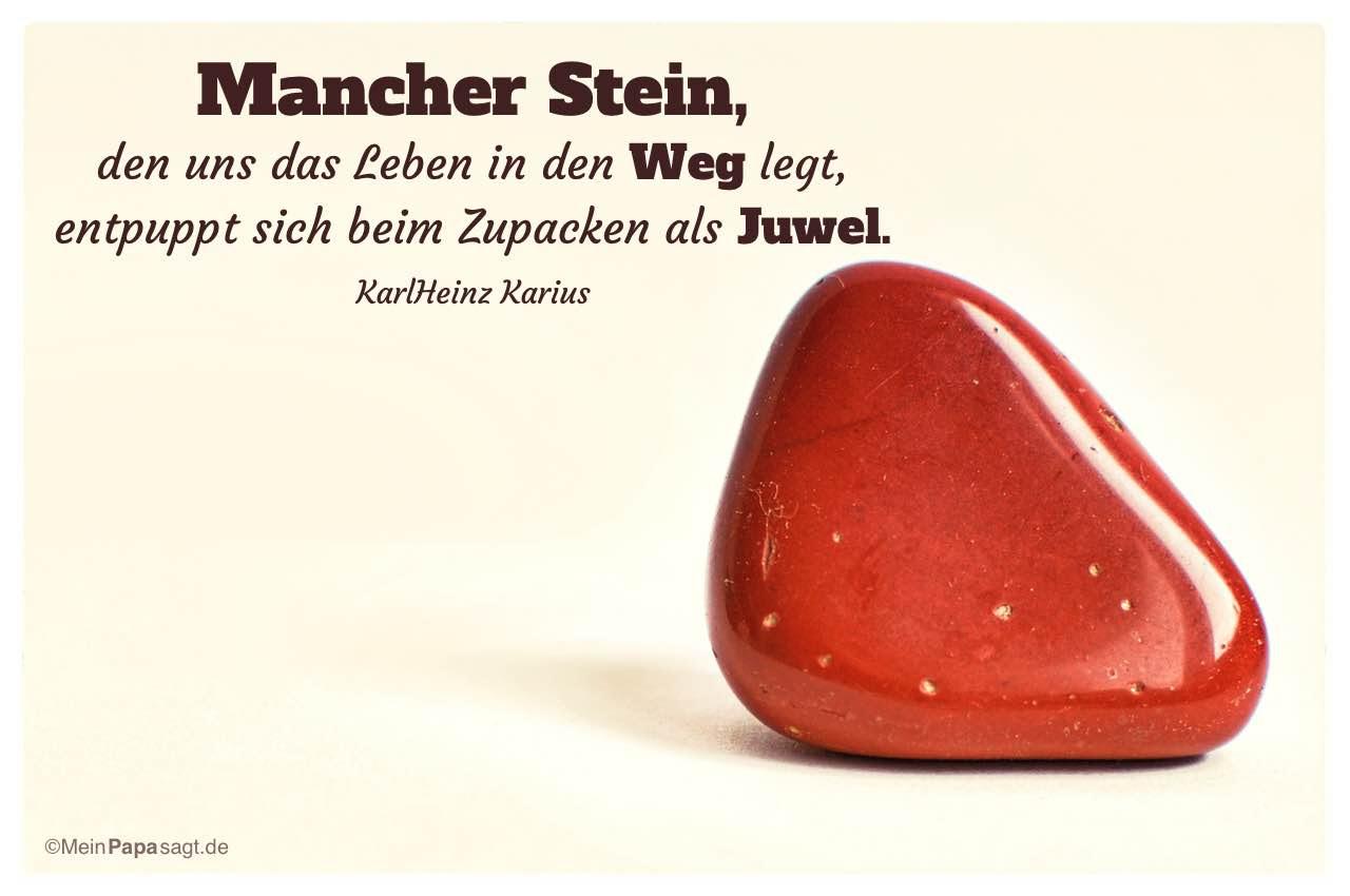 Zitate Goethe Steine Leben Zitate