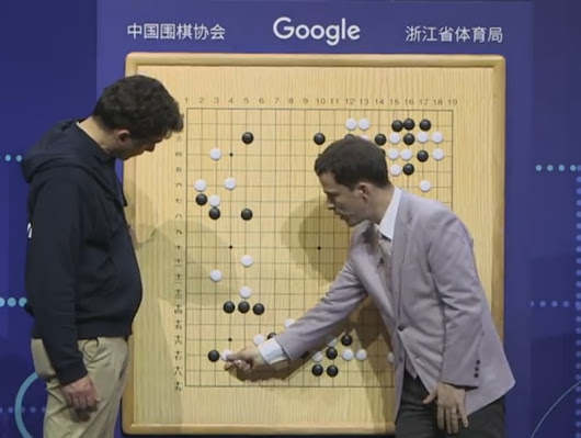 AlphaGo terrasse Ke Jie : mission intelligence artificielle accomplie pour Google