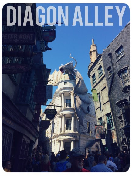 Diagon Alley Visit «  Melificent