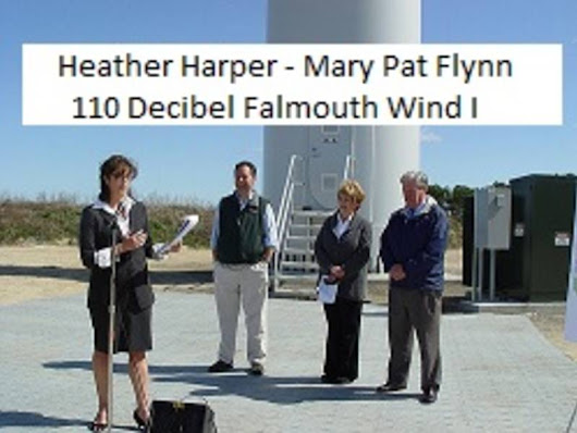 Falmouth Officials Knew Turbines Broke Laws Before Construction
