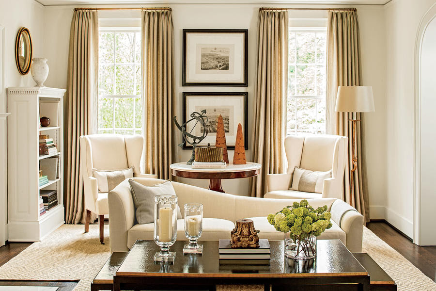 Invest in Antiques - 106 Living Room Decorating Ideas ...