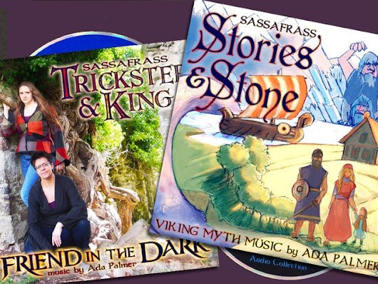 Sassafrass: Stories & Stone by Ada Palmer — Kickstarter