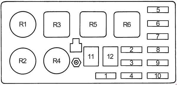 Fj Cruiser Fuse Box Diagram 16 Pin Connector Cb Power Wiring Diagram Begeboy Wiring Diagram Source