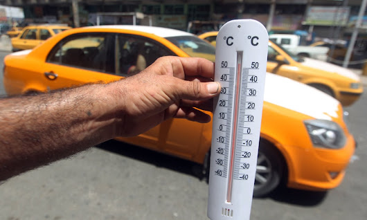 2015 smashes record for hottest year, final figures confirm | Environment | The Guardian