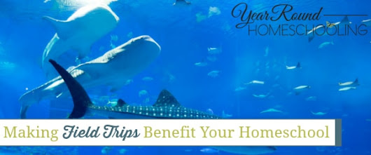 Making Field Trips Benefit Your Homeschool - Year Round Homeschooling