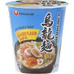 Nongshim Noodle Soup, Cup, Oolongmen with Seafood Flavor - 2.64 oz