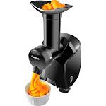 CHEFMAN - Frozurt Dessert Maker - Black