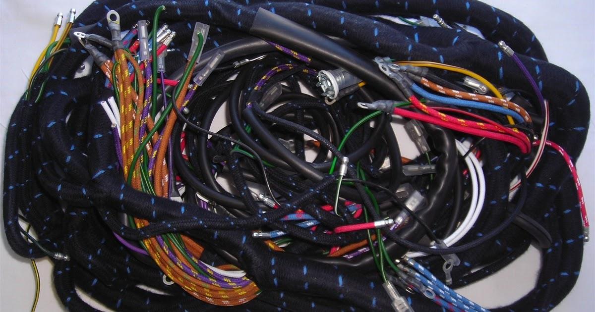 Jaguar Wiring Harnes