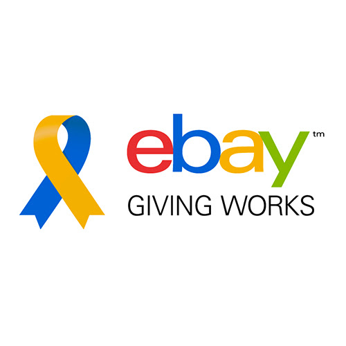Follow your favorite charity on eBay