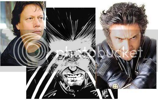 Hood Fala de Wolverine