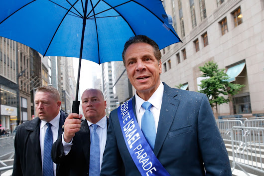 Andrew Cuomo and Other Democrats Launch Severe Attack on Free Speech to Protect Israel