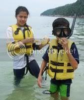 Snorkeling Practice