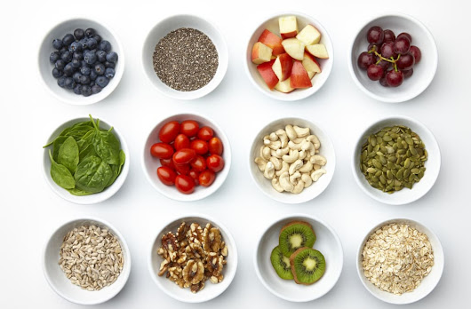 The top 10 superfoods in the United States