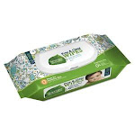 Seventh Generation Free & Clear Baby Wipes, 64 Wipes (SEV34208)