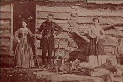 image probably from the 1850s