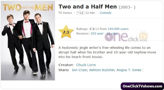Two and a Half Men (Season 1-11) Full Collection Download