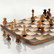 Wobble Chess Set, A Chess Set With Wobbly Pieces