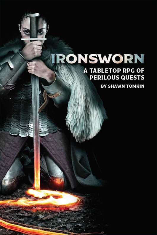 Ironsworn | Apocalypse World Fantasy | RPGKnights