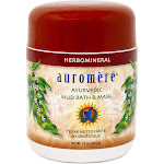 Auromere Herbomineral Ayurvedic Mud Bath & Mask - 16 oz