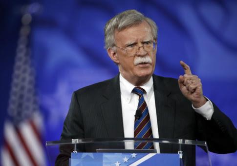 John Bolton / AP