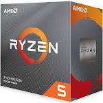 AMD - Ryzen 5 3600 3rd Generation 6-Core - 12-Thread - 3.6 GHz (4.2 GHz Max Boost) Socket AM4 Unlocked Desktop Processor