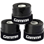 Gamma Supreme OVERGRIP-BLACK