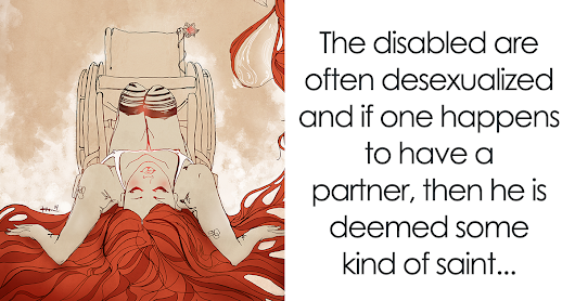 I Document The Progression Of My Rare Disease In Heartbreaking Illustrations