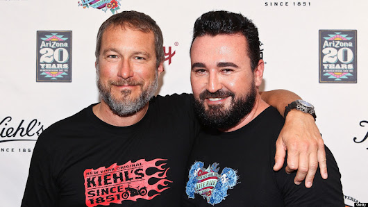 John Corbett & Chris Salgardo Ride For A Cure - HuffPost Live