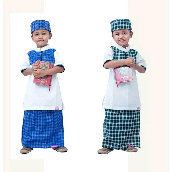 Jual Baju Muslim Al Mia Pria Kupon 50b6b9e3e1