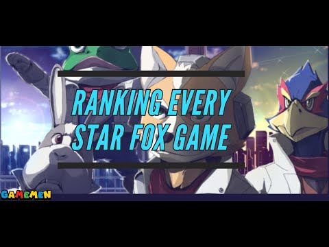 Star Fox Series Review (Part 1 of my 2020 ultimate gamer resolution)