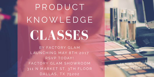 Product Knowlage Classes
