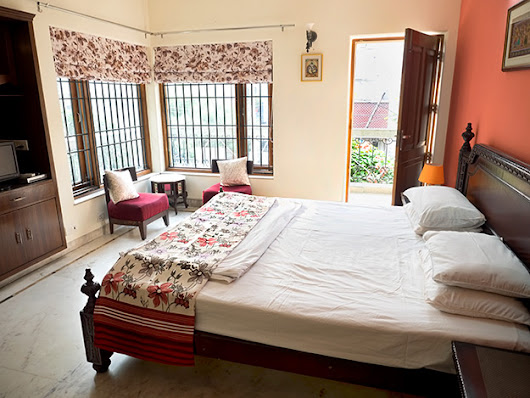 Prakash Kutir Homestay in Delhi, India - An Excellent B&B
