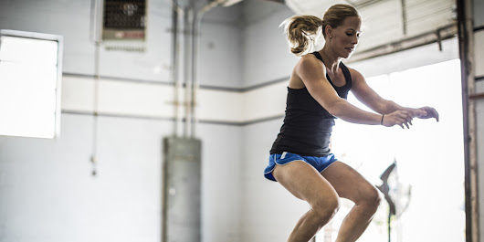 You Should Be Dating a CrossFit Girl. Here's Why.