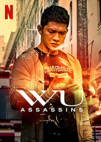 Wu Assassins S01 2019 ORG Hindi Dubbed Complete Series HDRip 480p 1GB