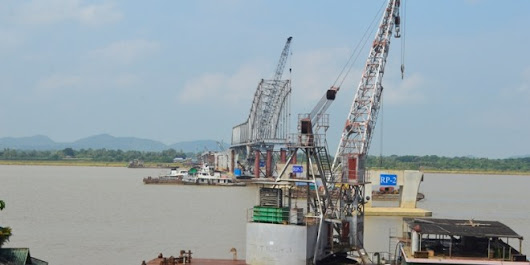 Thanlwin (Chaungzone) Bridge to begin operation in March - Mon News Agency
