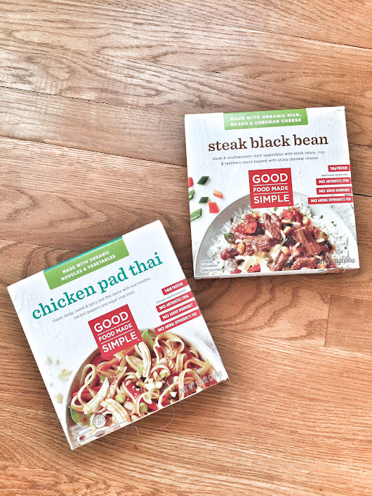 Good Food Made Simple's New Entrée Meals Available at Target - The New Modern Momma