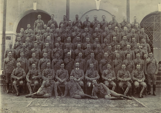 From The Trenches To The Web: British WWI Diaries Digitized