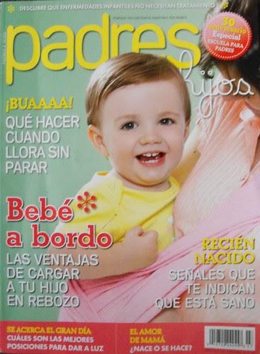 Revista padres e hijos julio 2009