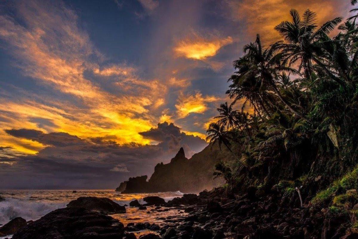 Como é viver em uma pequena ilha britânica no meio do Pacífico 33