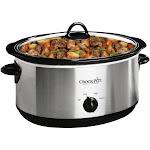 Crock-Pot 7qt Manual Slow Cooker - Silver SCV700-SS