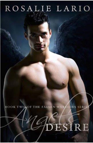 Angel's Desire (The Fallen Warriors Series) by Rosalie Lario