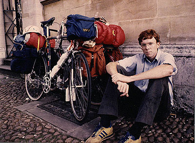 Matt in Oxford 1980